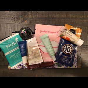 Ipsy Birchbox Macy's Beauty Box Deluxe Samples